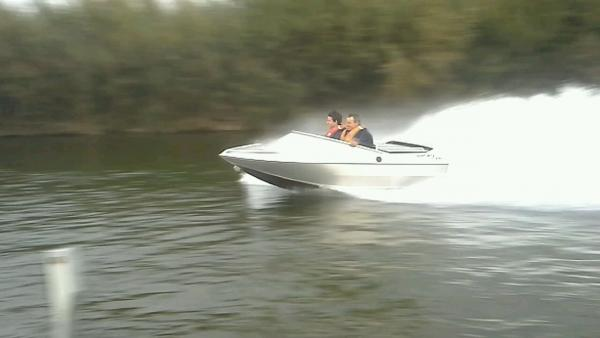 Alloy Jet boats current models made especially for NZ conditions from Huntjet